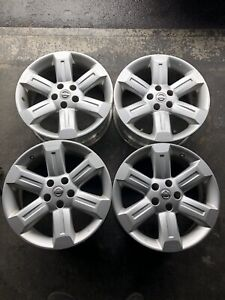 "18"" Nissan Alloy Rims Good Shape 5x114.3mm"