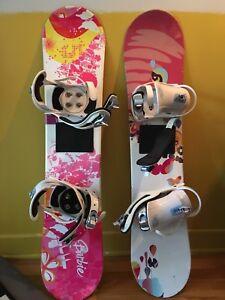 Snowboard enfant 115cm