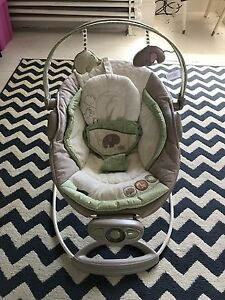 Bright Sparks Baby Bouncer