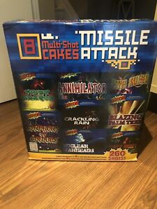 KABOOM! - Missile Attack Fireworks Package
