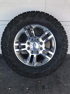 Chevy / GMC 2500-3500 wheelset