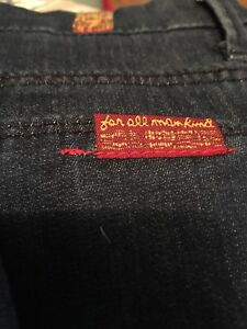 Jeans size 32/14 7 for all mankind 7FAM