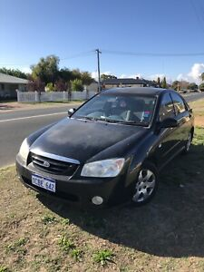 Kia Cerato Sedan 2005 (Wrecking)