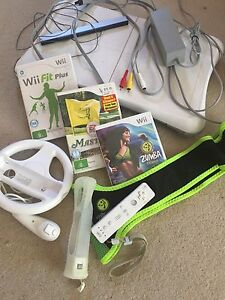 Wii console plus extras Kew Boroondara Area Preview