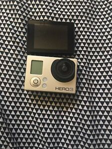 GoPro hero 3 with LCD