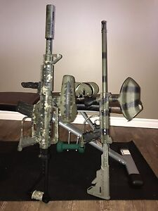 Paintball Lot $400 OBO