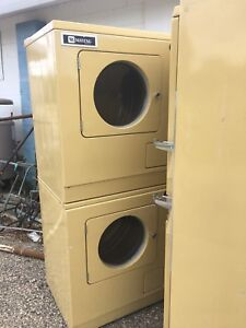 Maytag Coin-Op Stack Dryers