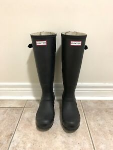 Women's hunter rain boot