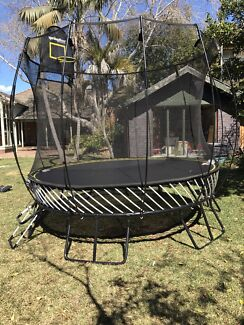 Springfree Trampoline installation Services (cheapest in Sydney)