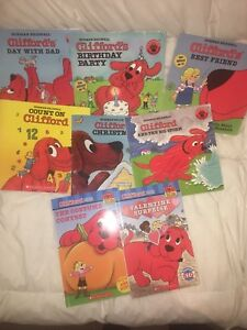 Seven Clifford books