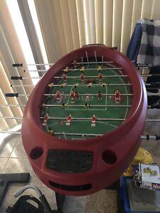 AFL style futsal table