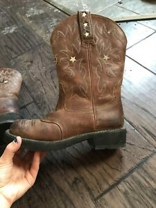 Youth 5.5 Ariat Cowboy Boots