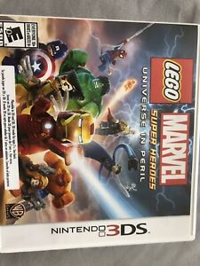 Lego Marvel Super Heroes for 2/3DS