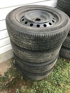 Tires for matrix with rims/without rims P205/60R16
