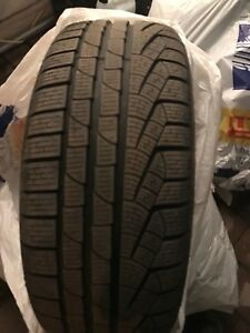 Pirelli Sotto zero run flat snow tires 225/45/18 (4 tires)