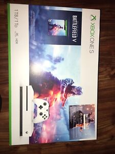 Xbox one S Battle field bundle!