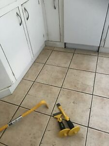 Tiles installation or repairs