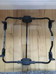 Peg Perego infant car seat adapter for Uppa Baby stroller.