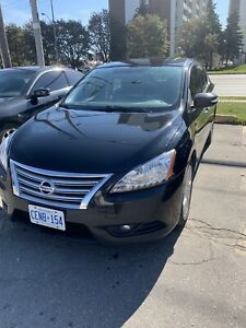 2013 Nissan Sentra fully loaded-clean.