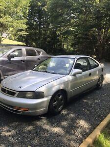 2000 Honda Civic Parts Or Repair