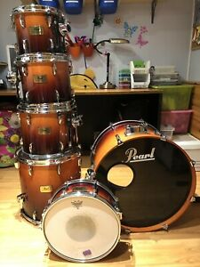 Pearl Session Custom SRX Maple Drums