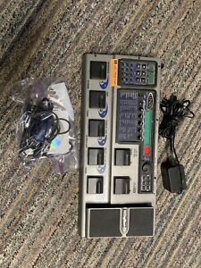 Digitech gnx3 multi effects pedal