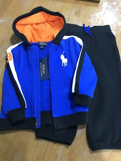 Ralph Lauren toddlers Outfit