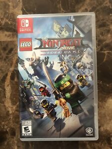 LEGO ninjago for nitendo switch