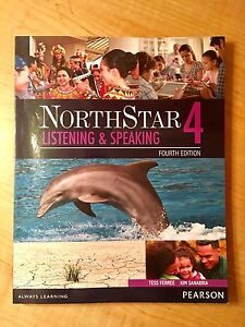North Star 4 Listening and Speaking fourth edition