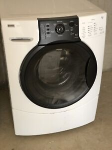 Kenmore Elite frond load washer