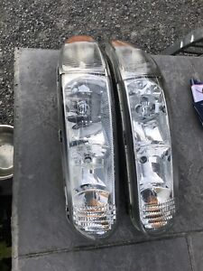 Buick Regal headlights