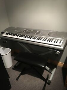 Casio WK-3500 keyboard