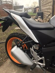2011 125cbr. Mint for sale or trade