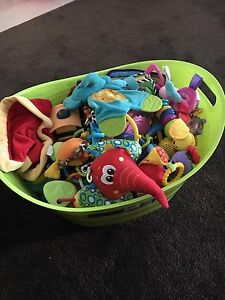 Assorted baby toys Dawesville Mandurah Area Preview