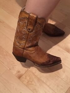Botte de cowboy Tony Lama