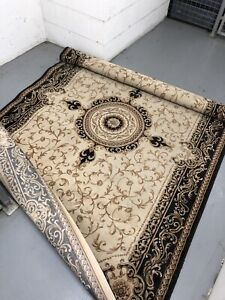 Persian Rug and Runner for sale
