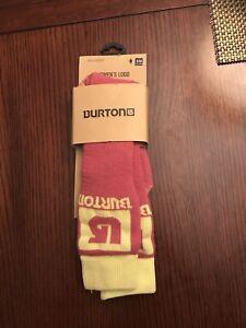 women's burton sock