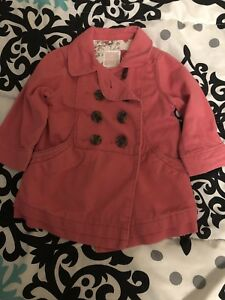 Old navy baby girl jacket size 6-12 months