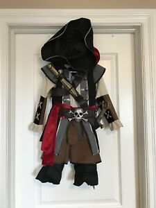 *Like New* Pirate Costume - 3T size