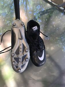 Rugby/football cleats - used