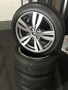 VF sss alloy wheels and Tyres East Gosford Gosford Area Preview