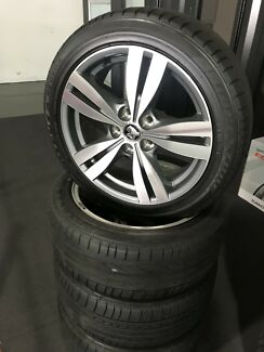 VF sss alloy wheels and Tyres