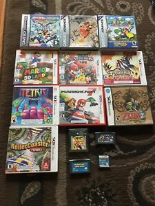 3DS DS And Gameboy Lot with Systems