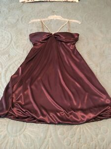 Party dress size 9. Never worn, tags still attached
