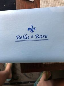 Bella Rose Jewelry Set