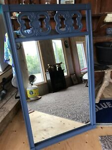 Refinished mirrors