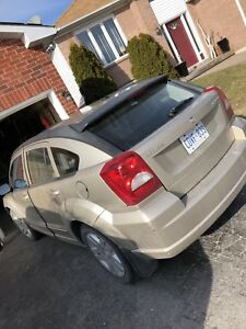 2010 Dodge Caliber as is I'm asking 2300