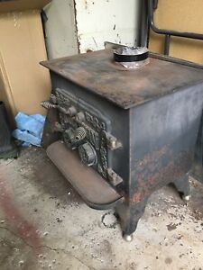 Kingsman wood stove