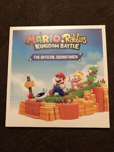 Mario + Rabbids: Kingdom Battle - The Official Soundtrack