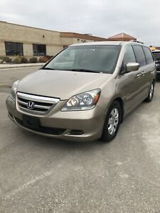 Honda Odyssey EX safetied clean title 8 seater